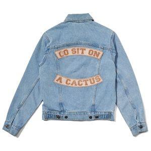 GO SIT ON A CACTUS JACKET 🌵👊🏽